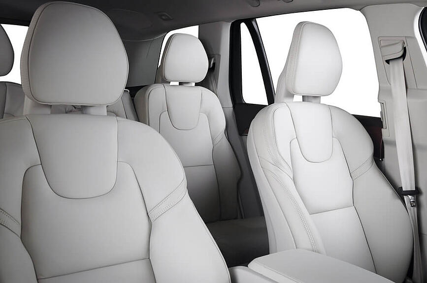 Automotive seats manufactured by RCO Engineering