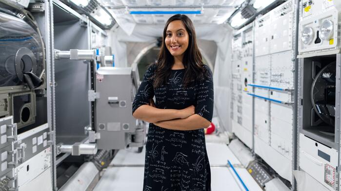 The Space Rush: Women in Aerospace