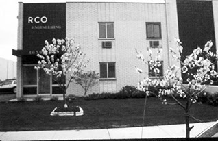 RCO's old headquarters on the east side of metro Detroit.