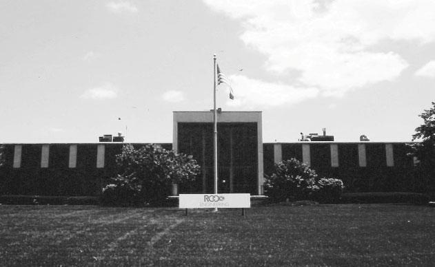RCO's headquarters in Roseville Michigan.