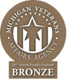 Bronze Certified Employer 2017