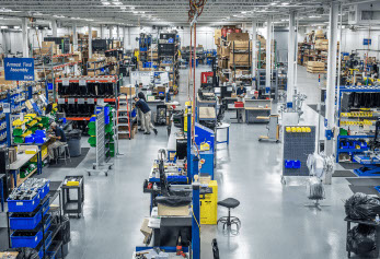 RCO Aerospace's manufacturing facility made by aerospace manufacturing services