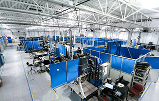 RCO Technologies A2LA accredited automotive test lab in Plymouth Michigan