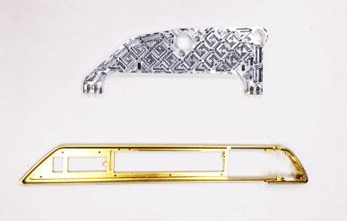 machined aerospace parts