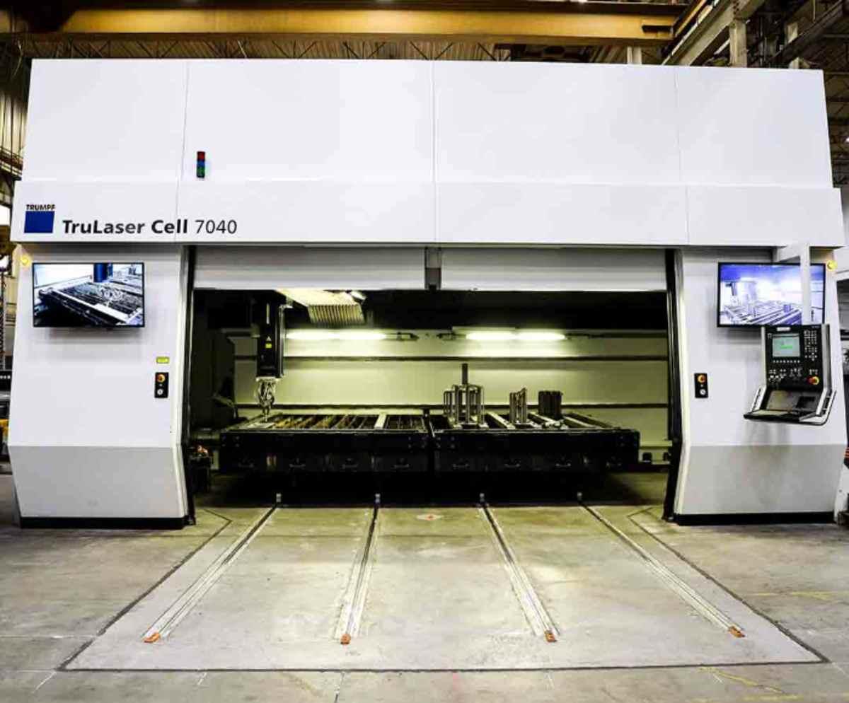 RCO Engineering adds 2 Trumpf Fiber Lasers